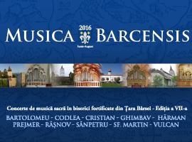 Musica Barcensis 2016 – Ediția a VII-a
