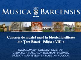 Musica Barcensis 2017 – Ediția a VIII-a
