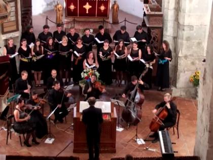 """Musica Barcensis 2013  – Jugendbachchor – """"Erschallet, ihr Lieder"""""""