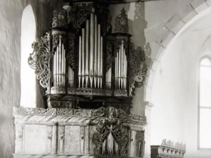 Orga din Rupea – primele sunete ale instrumentului restaurat