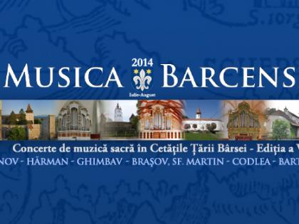 Musica Barcensis 2014