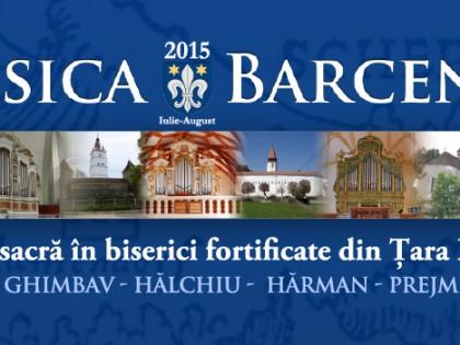 Musica Barcensis 2015 editia a VI-a