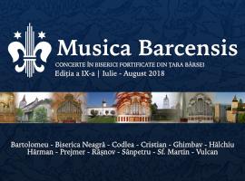 Musica Barcensis 2018 – Ediția a IX-a