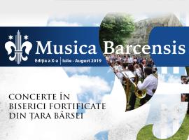 Musica Barcensis 2019 – Ediția a X-a