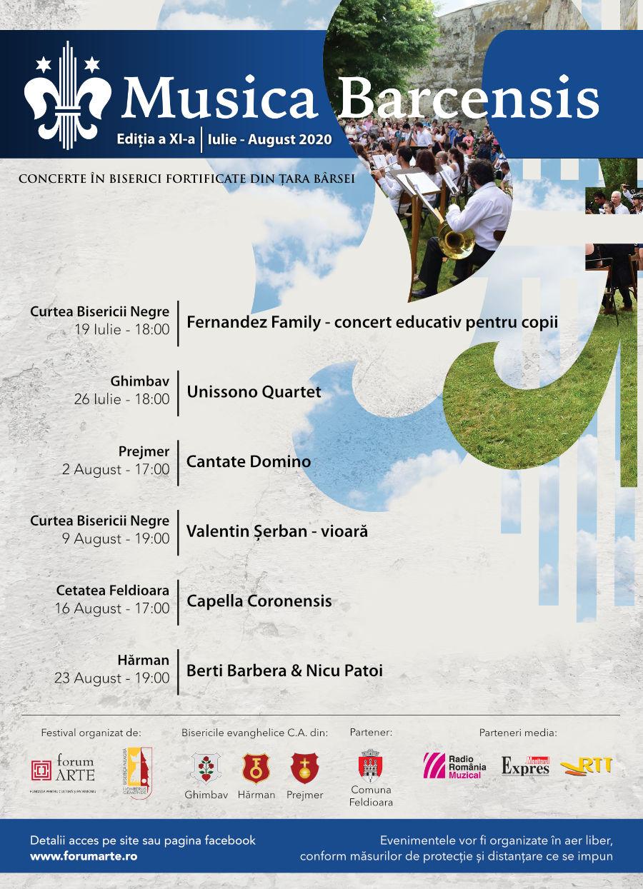 Program Musica Barcensis 2020